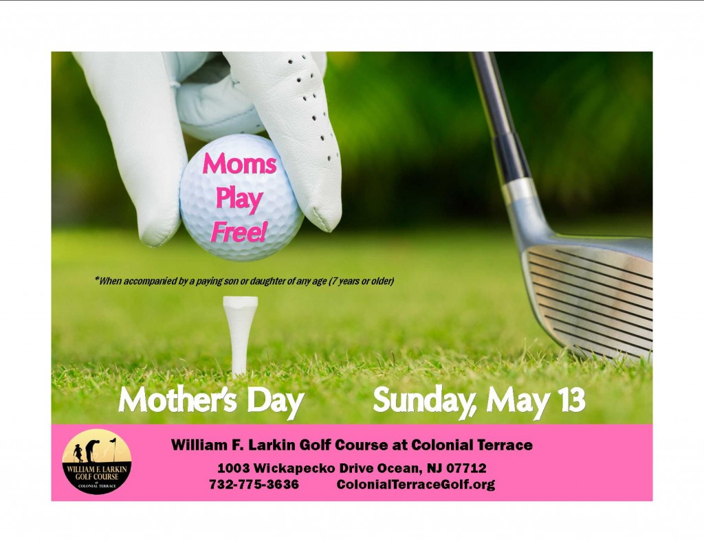 Mothers Day 2018 flyer